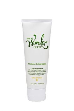 The Wonder Seed Hemp Facial Cleanser English Daisy 34 Oz >>> Visit the image link more details.