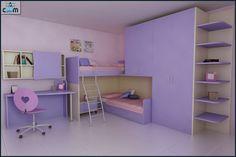 3D Graphic Design  Children Kids Bedroom