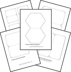 8 Best Images of Printable Foldables Lapbook Templates - Lapbook Templates Printable, Free Lapbook Templates and Free Printable Lapbook Templates Teaching Time, Teaching Social Studies, Lap Book Templates, Graphic Organisers, Envelope Book, First Day Activities, Math About Me, Book Projects, Reading Strategies