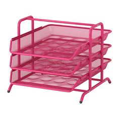 DOKUMENT Letter Tray (Pink) 602.194.68