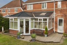 A Conservatory Glass Roof Conversion from Refresh Glass Roofs will completely transform your living space. Lean To Conservatory, Conservatory Extension, Conservatory Ideas, Garden Room Extensions, House Extensions, Dream Home Design, House Design, Outdoor Rooms, Outdoor Decor