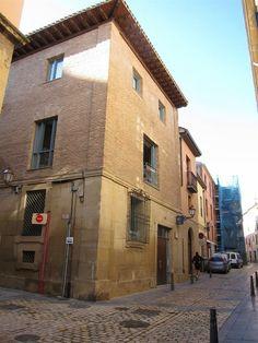 Albergue de peregrinos municipal de Logroño, #LaRioja #CaminodeSantiago