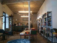 La Fugitiva, un nuevo concepto de libreria de moda | by Gema Requena ShopVictim