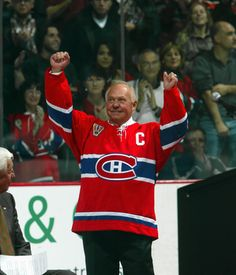 """Yvan Cournoyer used his speed to earn the nickname """"The Roadrunner"""" My favorite hockey player! Montreal Canadiens, My Youth, Road Runner, Hockey Players, Nhl, Canada, Passion, Sports, Hs Sports"""