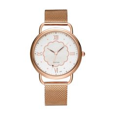 YAZOLE Casual Style Quartz Watch Rose Gold Case Women Wrist Watch Full Steel Women Watch is hot-sale, waterproof watches, bracelet watch, and more other cheap women watches are provided on NewChic. Rose Gold Watches, Waterproof Watch, Pendant Earrings, How To Get Money, St Kitts And Nevis, Quartz Watch, Bracelet Watch, Women Jewelry, Steel
