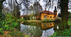 Kámoni arboretum, Szombathely Homeland, Places To Visit, Cabin, Explore, Mansions, House Styles, City, Building, Nature
