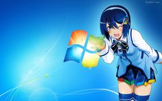 Download windows 7 anime hd wallpaper and HQ Pictures - megahdwall.com