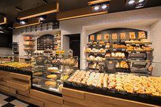 Doppio Cafe Bistro / Bartkowscy Bakery on Behance