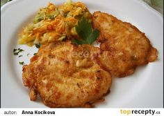 No Salt Recipes, Meat Recipes, Chicken Recipes, Cooking Recipes, Healthy Recipes, Czech Recipes, Ethnic Recipes, Slovakian Food, Good Food