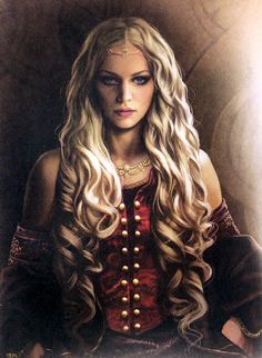 Princess Rhaenyra, the Realm's Delight by Magali Villeneuve