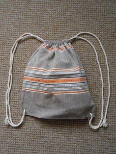 Drawstring Backpack, Backpacks, Crafts, Bags, Fashion, Handbags, Moda, Manualidades, Fashion Styles