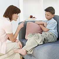 Punishments are not an effective way to change child behavior or assert parental authority. Learn how consequences can help you parent more effectively.