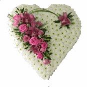 Sympathy & Funeral flowers Delivery Washington DC - Almaz Flowers - is-sit tiegħi Casket Flowers, Grave Flowers, Cemetery Flowers, Church Flowers, Funeral Flowers, Deco Floral, Arte Floral, Funeral Floral Arrangements, Flower Arrangements