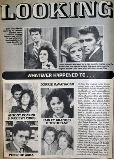 We Love Soaps: FLASHBACK: Catching Up with the Stars of ONE LIFE TO LIVE - In 1979!