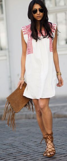 Festival Style Inspiration Dress