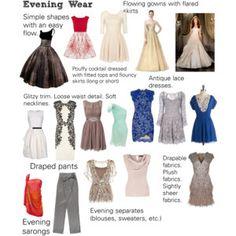 Soft Natural (SN) - Evening Wear