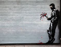 Waiting-in-vain-By-#Banksy-in-Hells-Kitchen-New-York-USA