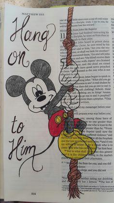 This page with Mulan Bible Doodling, Scripture Study, Bible Art, Bible Prayers, Bible Scriptures, Matthew Bible, Bibel Journal, Faith Bible, Doodles