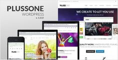 Plussone is a Responsive WordPress Business Template. The Template is powered by Gantry Framework and is fully internationalized and has been tested in all major browsers so you can be sure your users will see your website correctly. The theme has full support for RTL language and will work on any device.