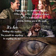 Twilight Saga Quotes, Twilight Scenes, Twilight Saga New Moon, Twilight Wolf, Twilight Saga Series, Twilight Movie, Twilight Poster, Twilight Jacob And Renesmee, Jacob Black Twilight