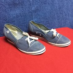 CONVERSE ONE STAR rare wedge OX blue denim / 8.5 Minimal wea ... No noticeable issues Converse Shoes