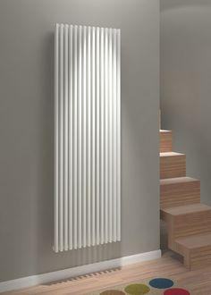 Kudox Xylo Vertical Radiator White, (H)1800 Mm (W)580 Mm | Departments |  DIY At Bu0026Q