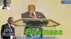 Pastor Jamal Bryant Minitries Sermons 2016 - I Need A Business Partner Dr Jamal Bryant