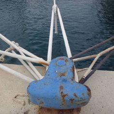via Instagram bertholdkolberg: #überwasser #visitgreece #greece #lavrio #mooring