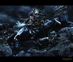 Javier Paredes as Wolverine vs Sentinel