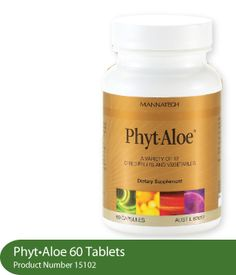 Phyt•Aloe® - Quite literally greens in a bottle