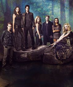 Vampire Diaries promo pic