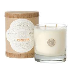 Terrain Linnea's Lights Pumpkin Candle #shopterrain