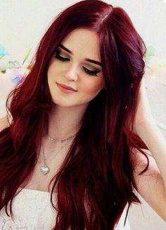 Fiercely Red