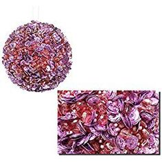 Shop for Lavish Purple Lilac Fully Sequined & Beaded Christmas Ball Ornament Get free delivery On EVERYTHING* Overstock - Your Online Christmas Store! Purple Christmas Ornaments, Christmas Ornament Sets, Christmas Store, Christmas Balls, Black Christmas, Christmas Ideas, Christmas Crafts, Modern Christmas Decor, Country Christmas Decorations