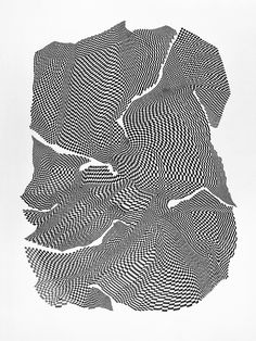 A selection of pen drawings by artist Dana Piazza, found via our November Reader Submissions. More images below.            Dana Piazza's Website
