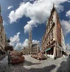 Weekend Getaway: Brussels, Belgium