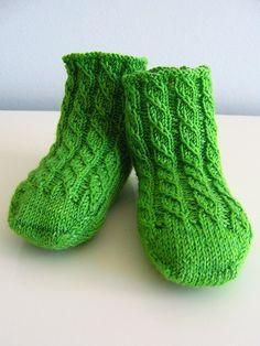 Grinch Green Socks