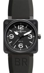 BR 01-92 Carbono Negro Bell & Ross BR 01-92 automatico Carbon