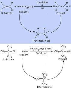 Learn about Reaction Mechanisms @ http://www.wonderwhizkids.com/chemistry/organic-chemistry/reaction-mechanisms