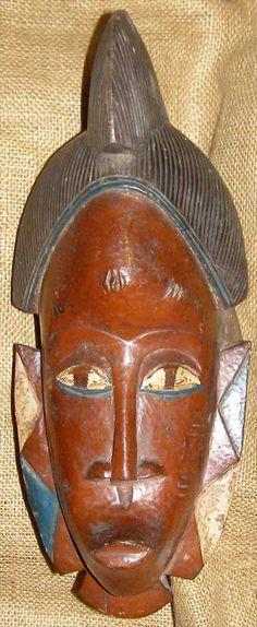 African Masks - Guro Mask