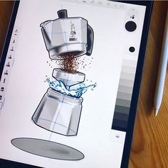 Monday Blues? Tag is in your work! We love any format of design whether it be sketching, rendering or reality! #wakeupandsmellthecoffee #everydaydesignuk #beinspired . . Check this from @sam_does_design . . #idsketch #ideation #artsketch #sketchtips #designcompetition #archisketch #alessi #render #sketchtips #innovation #inspiration #art #sketch #designinspiration #artsketch #industrialdesign #industrialdesignsketch #productdesign #conceptsketch #vwbeetle #designsketch #sketchbook #sketching…