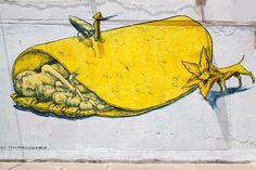 Liqen, 'Family Taco', Mexico - unurth | street art