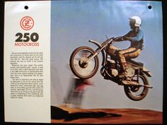 Zoom out Motocross, Bike, Ads, Vehicles, Sports, Vintage, Motorbikes, Bicycle, Hs Sports