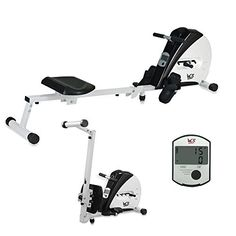 We R Sports Premium Rowing Machine Elastic Cord Resistance Body Tonner Home Rower Fitness Cardio Workout Weight Loss Full Body Weight Workout, Whole Body Workouts, Body Workout At Home, At Home Workouts, Cardio, Workout List, 30 Minute Workout, Rowing Machines, Remo