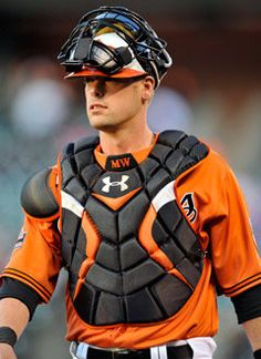 what every Baltimore Orioles pitcher learns eventually – is that no matter how well he thinks he knows what to throw, he doesn't know better than Wieters.