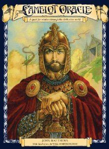 The Camelot Oracle: A Quest for Wisdom through the Arthurian World: John Matthews, Will Worthington: 9781859063644: Amazon.com: Books