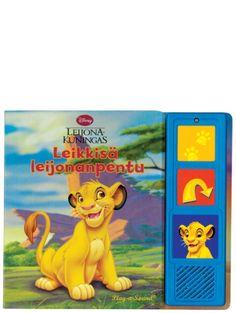 Leikkisä leijonanpentu -ääninappikirjassa Leijonakuningas-elokuvasta tuttu Simba-pentu leikkii Nala-ystävänsä kanssa kaikki päivät savannilla iloisia leijonanpentujen leikkejä: ne muun muassa kohtaavat muita eläimiä ja kuvittelevat olevansa milloin seeproja, milloin heinäsirkkoja. Suloisessa kartonkikirjassa on kolme ääninappia, joiden äänitehosteilla tarina herää eloon aivan uudella tavalla! Winnie The Pooh, Pikachu, Disney Characters, Fictional Characters, Art, Art Background, Winnie The Pooh Ears, Kunst, Performing Arts