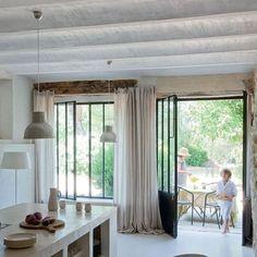 Küchen Design, House Design, Interior Styling, Interior Design, Kitchen Interior, French Doors, Living Spaces, Architecture, Home Decor