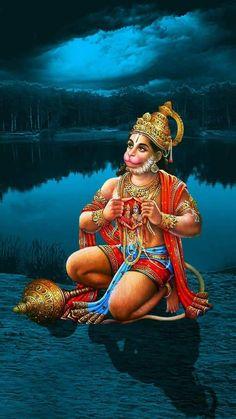 Hanuman blue wallpaper by - - Free on ZEDGE™ Hanuman Murti, Hanuman Jayanthi, Hanuman Photos, Hanuman Images, Radhe Krishna, Lord Rama Images, Lord Shiva Hd Images, Shri Ram Wallpaper, Lord Shiva Hd Wallpaper