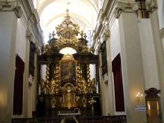 Shrine of the Holy Infant Jesus of Prague - YouTube